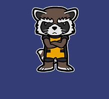 Angry Raccoon Unisex T-Shirt