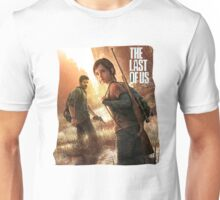 Joel and Ellie Unisex T-Shirt