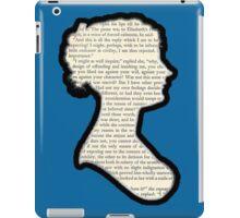 Jane Austen - Pride and Prejudice iPad Case/Skin