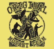 Original Mutant Team (Black) Kids Tee