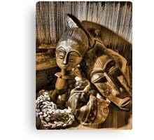 African Spirit  Canvas Print
