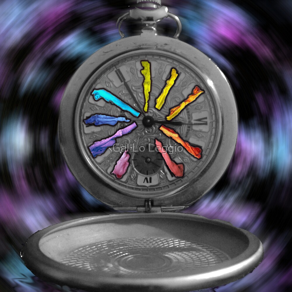 Body clock by Gal Lo Leggio