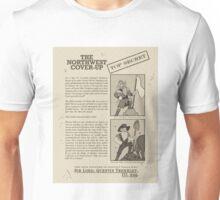 The Northwest Document prop replica Unisex T-Shirt