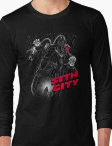 Sith City (Colab with  LgndryPhoenix) Long Sleeve T-Shirt