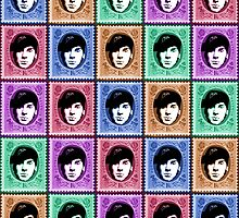 Rockin' Stamp Collection by AnarchyBell