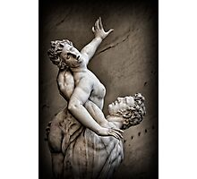 Rape of the Sabine Women Photographic Print