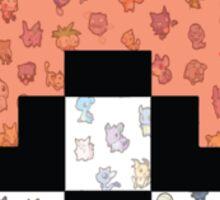 Pokeball Gen1 Sprites Sticker