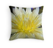 Smokin Green Throw Pillow