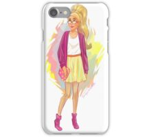 Honey Lemon iPhone Case/Skin
