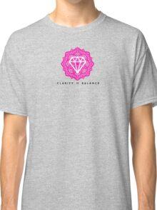 Diamond Life: Clarity ∞ Balance (Mystery style) Classic T-Shirt