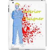 interior designer iPad Case/Skin
