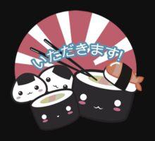 sushi lovah by Ichigo