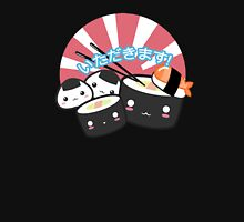 sushi lovah Womens Fitted T-Shirt