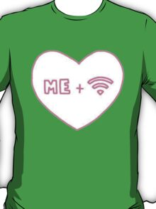 me and wifi T-Shirt