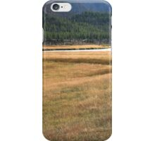 Yellowstone Bison iPhone Case/Skin
