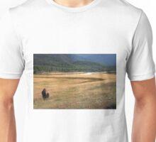 Yellowstone Bison Unisex T-Shirt