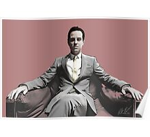 BBC SHERLOCK: Moriarty Poster