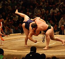 sumo throw by ssphotographics