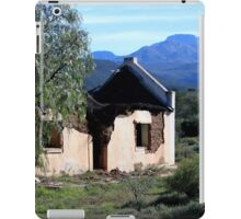 Dilapidated House South Africa iPad Case/Skin