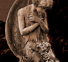 Angel at Peace by haymelter