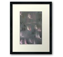 Light in the Dark Framed Print