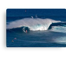 Jaws II - Maui Canvas Print