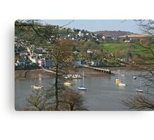 Dittisham Canvas Print