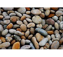 Pebbles Photographic Print