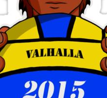 Valhalla Water Polo Sticker