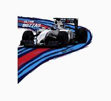 Williams Martini Racing Bo77as Unisex T-Shirt