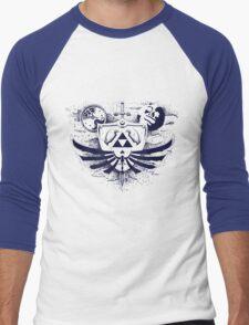 Majora's Mask Dark Night Men's Baseball ¾ T-Shirt