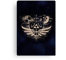 Majora's Mask Dark Night Canvas Print