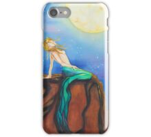 Mermaid's Moods: Moon iPhone Case/Skin