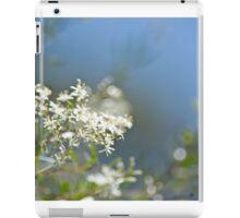Evans Crown Wildflowers iPad Case/Skin