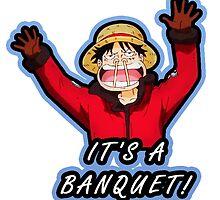 It's a banquet! by NikOrfeas