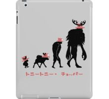 Chopper Evolution iPad Case/Skin