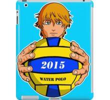 Water Polo 2015 iPad Case/Skin