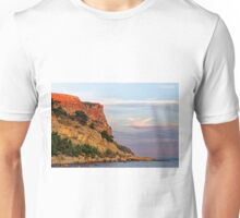 Sunset at Pointe des Lombards near Cassis, France Unisex T-Shirt