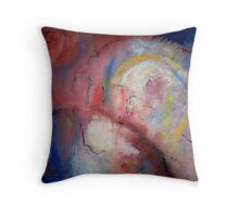 Getting Late Throw Pillow