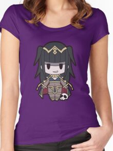 Tharja Chibi Women's Fitted Scoop T-Shirt