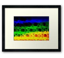 Dizziness Framed Print