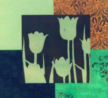 Paper Quilt 1.0 Sticker