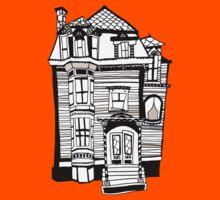 Haunted House by ellenpowell