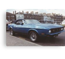 Ford Mk.2 Mustang Canvas Print