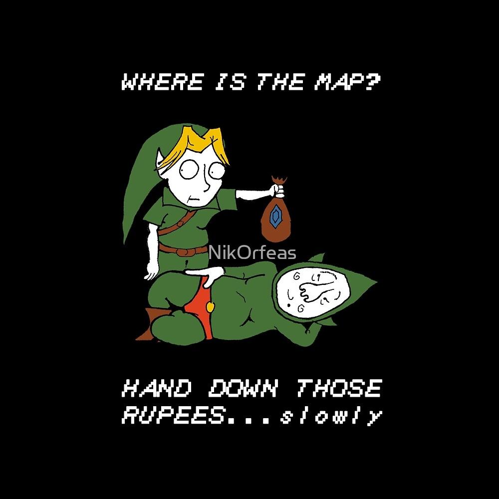 Where is the Map Tingle ? by NikOrfeas