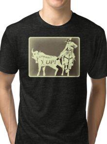 Charro Up Rusty Tri-blend T-Shirt