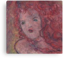 the Siren Sings so Sweetly Canvas Print