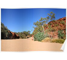 East Macdonnell Ranges IV Poster