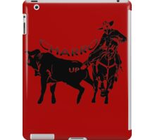 Charro Up iPad Case/Skin