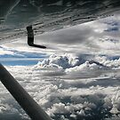 Cessna Skies by Patricia Montgomery